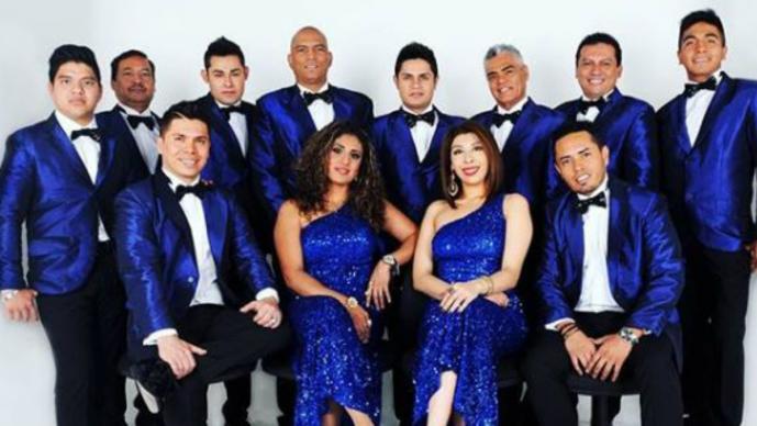 Sonora Dinamita agrupación aniversario 60 años Lucho Argain Elsa López