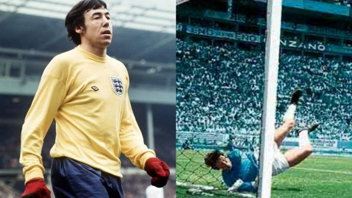 Fallece Gordon Banks portero frena golazo Pelé
