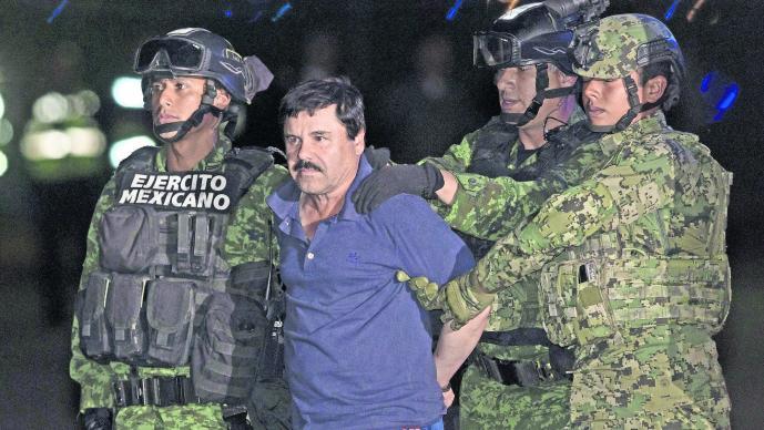 Joaquín El Chapo Guzmán culpable narcotráfico Estados Unidos
