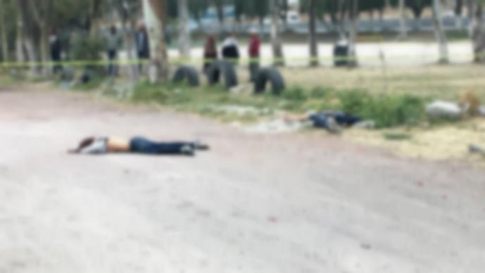 Arrojan Cadáveres Ecatepec Edomex