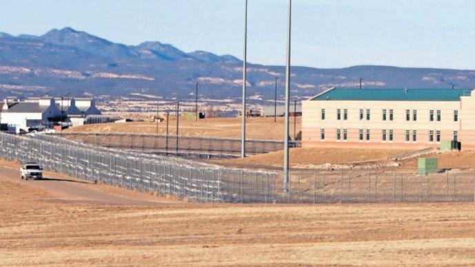 prisión de Florence ADX máxima seguridad eu
