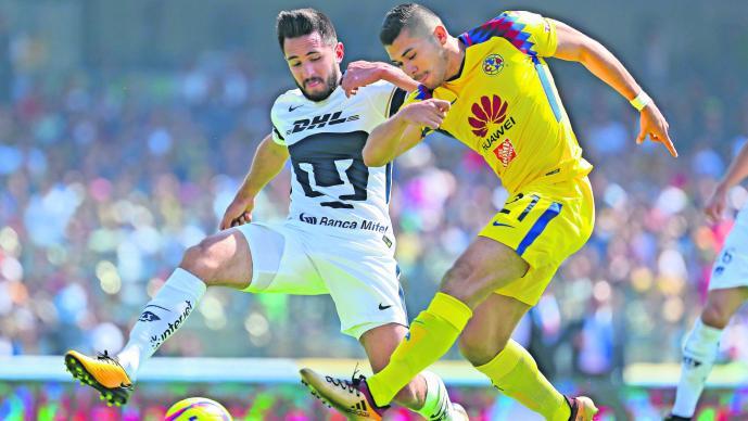Pumas rencor América Santiago Baños