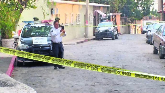 Balean Comerciante Morelos Capturan Homicidas