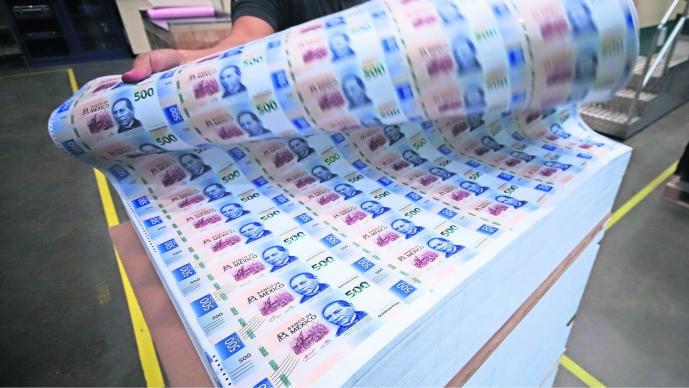 Falsificación Billetes Sexenio EPN Banco de México
