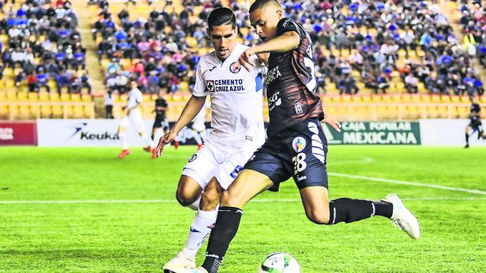 Cruz Azul Alebrijes Copa MX Grupo 8 Futbol nacional Futbol mexicano
