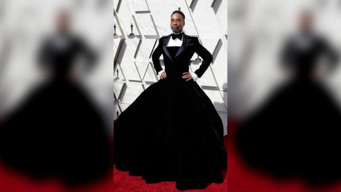 f2570c08dbe0 Los atuendos más extravagantes en la alfombra roja de los Oscar 2019 ...