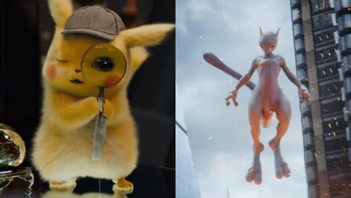 Detective pikachu pokemón película segundo trailer personajes trama estreno fecha