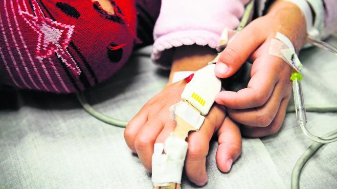 Estado de México 10 niños sin quimioterapia falta de medicinas
