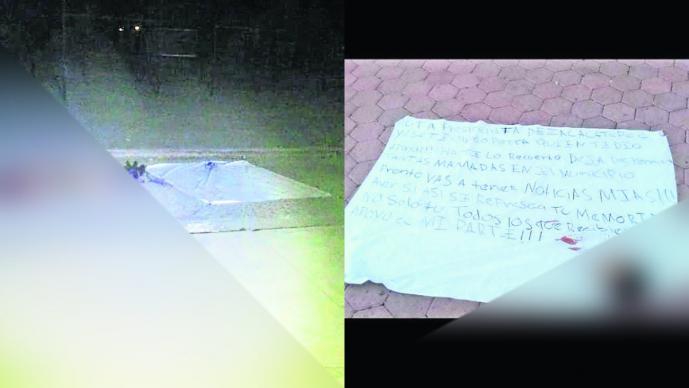 Decapitado Amenaza Alcaldesa Olivia Ramírez Lamadrid