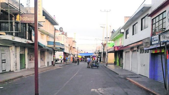 Inseguridad Amenazas Extorsión Comerciantes Ecatepec
