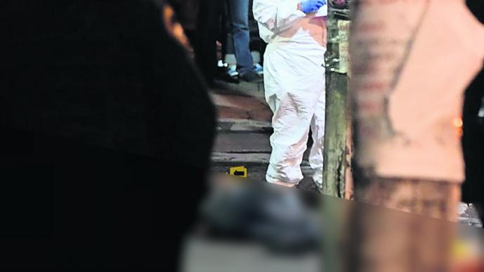Balacera Policías Ladrón Muerto Iztacalco CDMX