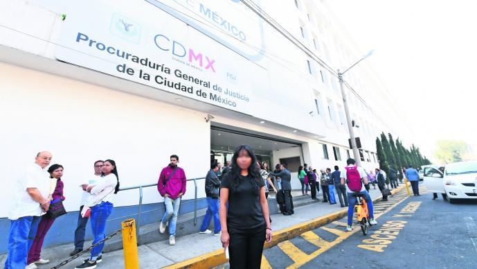 Mujer policía experiencia violencia de género CDMX