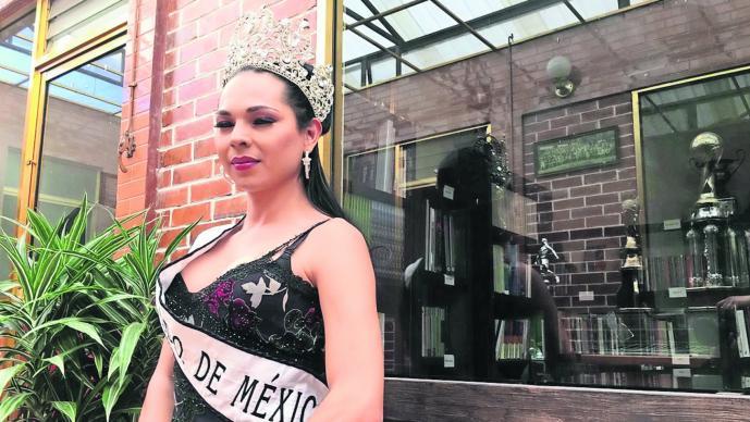 Alice Morales representará al Edoméx Miss Trans 2019