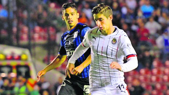 Chivas ya tiene la mente puesta en el Clásico contra América