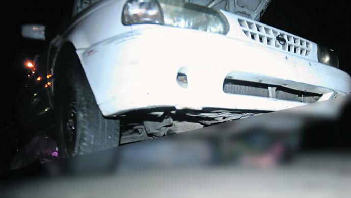 Muere Motociclista Atropellado Choca Auto Tlalpan CDMX