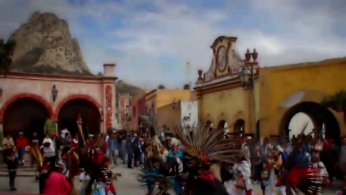 El pueblo mágico de Bernal espera visita 20 mil personas