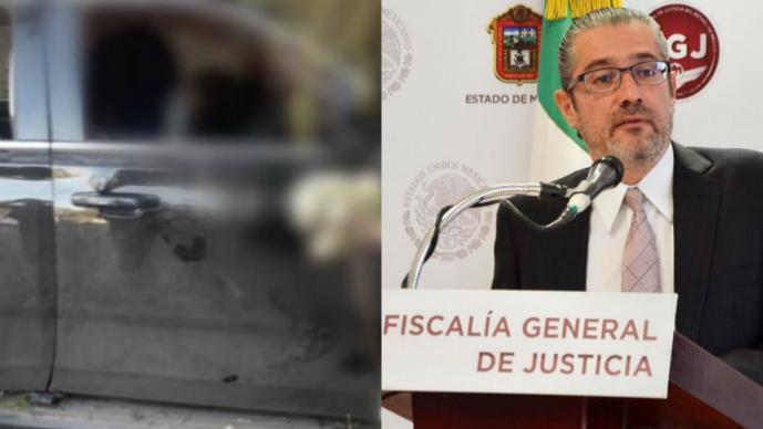 atentado ataque armado contra fiscal regional de ixtapan de la sal responsables podrían ser integrantes de la familia michoacana