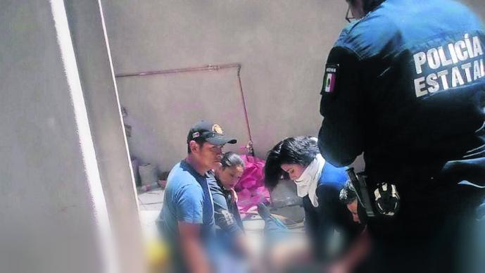 Pintaba cisterna asfixiado Ecatepec