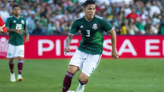 Selección Mexicana México vs Ecuador