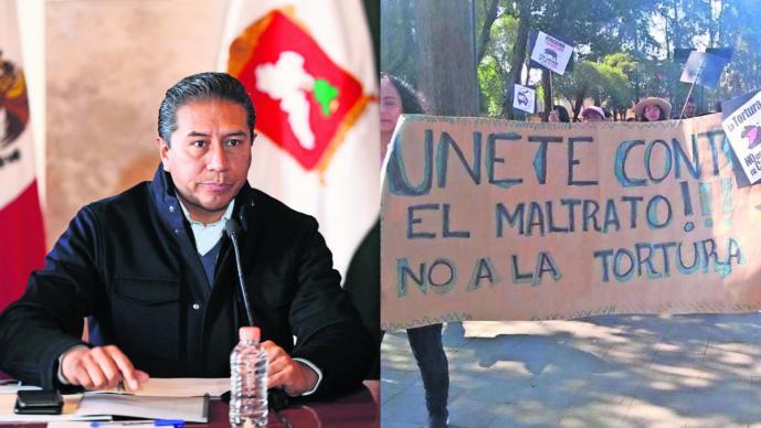 Alcalde Toluca cancelación corrida toros maltrato animal