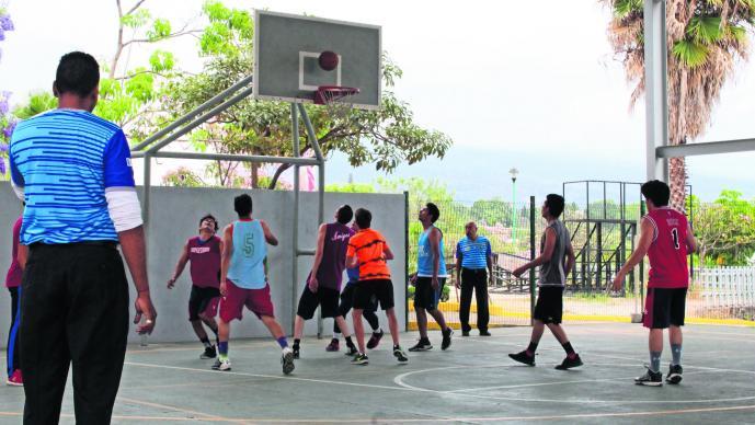 Deportes Básquetbol Morelos Gavilanes Victoria Lobos