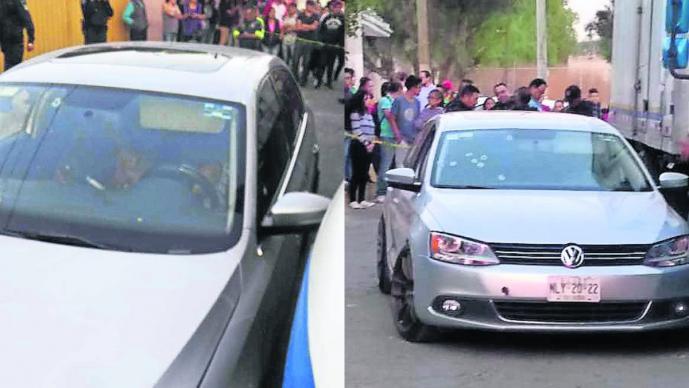 Ejecutan Pareja Policías Menor de edad Edoméx Tecámac