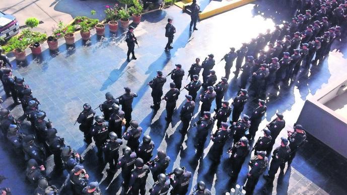 Gobierno fuerzas federales Morelos seguridad