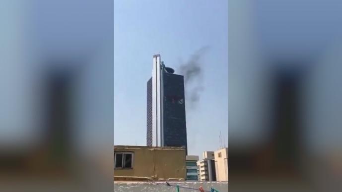 incendio torre bancomer cdmx