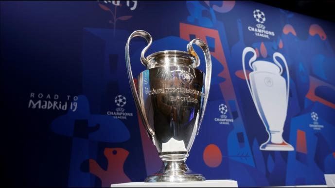 Así se jugarán los Cuartos de Final en la Champions League