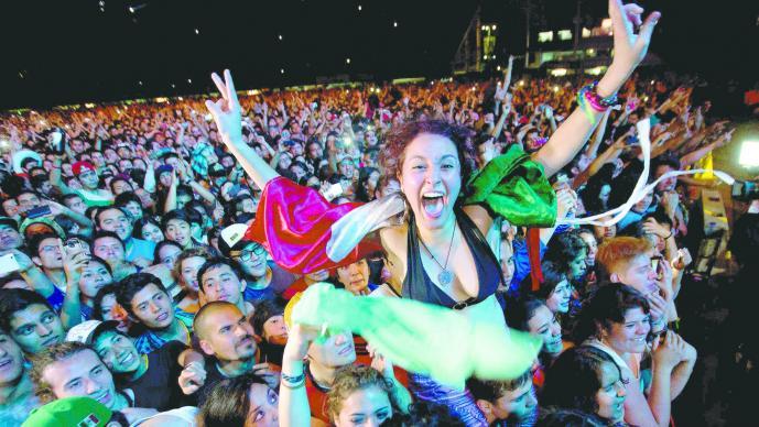 Lanza Internacional se prepara para el Vive Latino