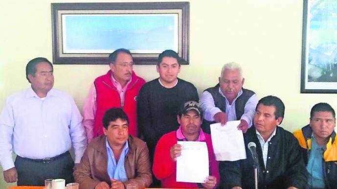 Habitantes Toluca denuncian irregularidades elecciones