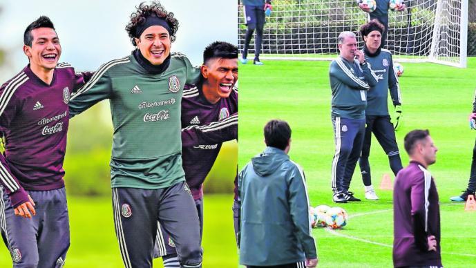 Memo Ochoa llega al centenar de partidos con la selección