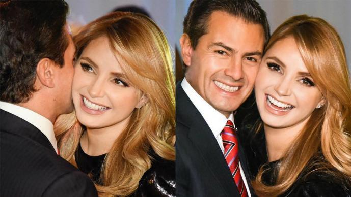 ¿Qué pidió Angélica Rivera a Peña Nieto por divorcio?