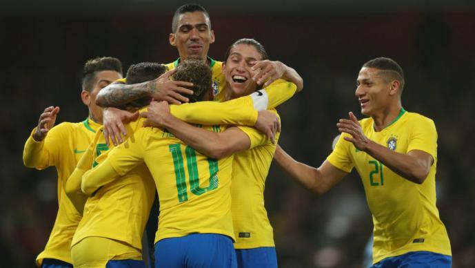Brasil República Checa ira por Europa Victoria