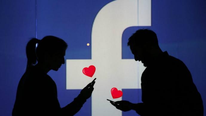 Facebook nueva función aplicación facebook dating citas tinder
