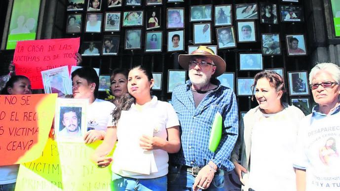 Javier Sicilia acusó al gobierno de AMLO de traición