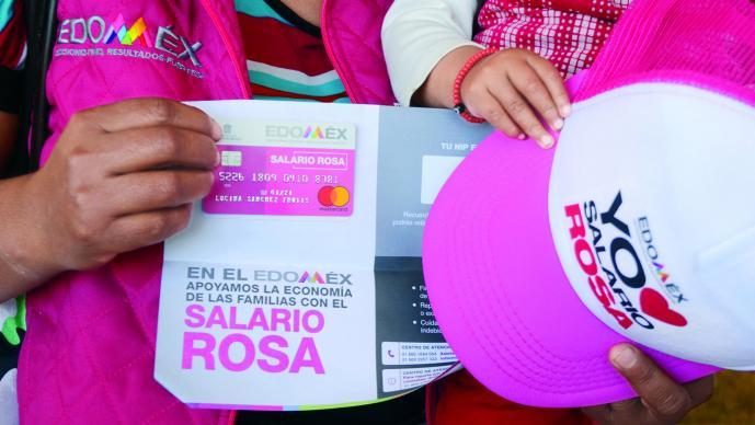 Salario Rosa Ineficiente Equidad de género