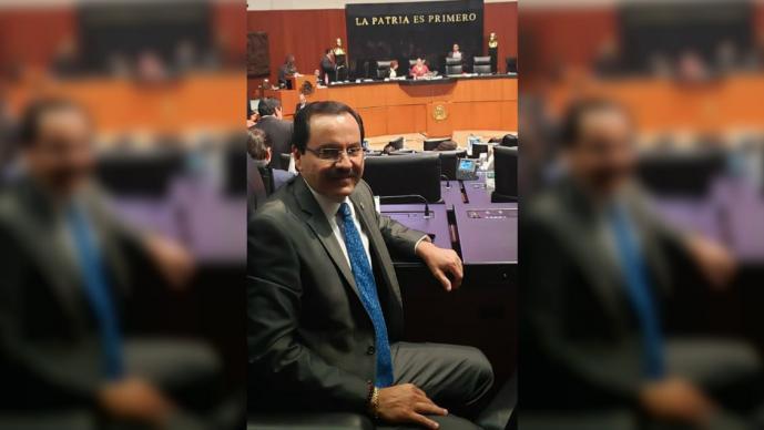 balean casa senador PRI denuncia morelos