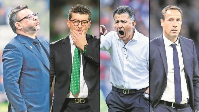 Los principales candidatos a director técnico de Chivas