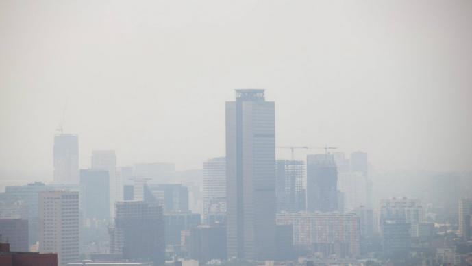 Activan Fase 1 de Contingencia Ambiental por mala calidad de aire CDMX