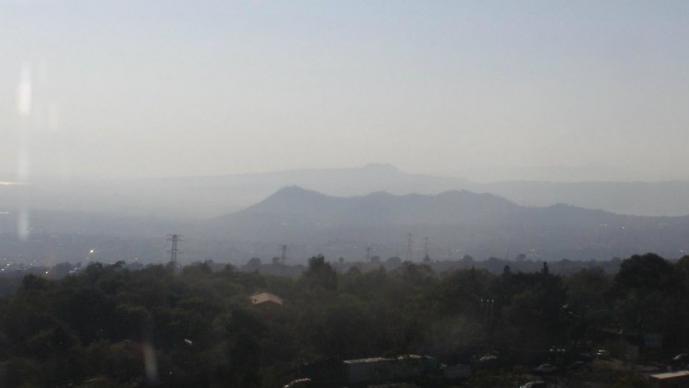 Se mantiene la Fase 1 de Contingencia Ambiental en el Valle de México