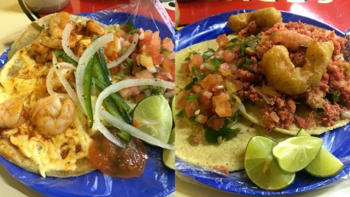 tacos de mariscos cdmx donde comer mexico
