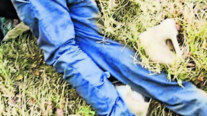 Hallan cuerpo de un hombre con un balazo en la frente en Morelos