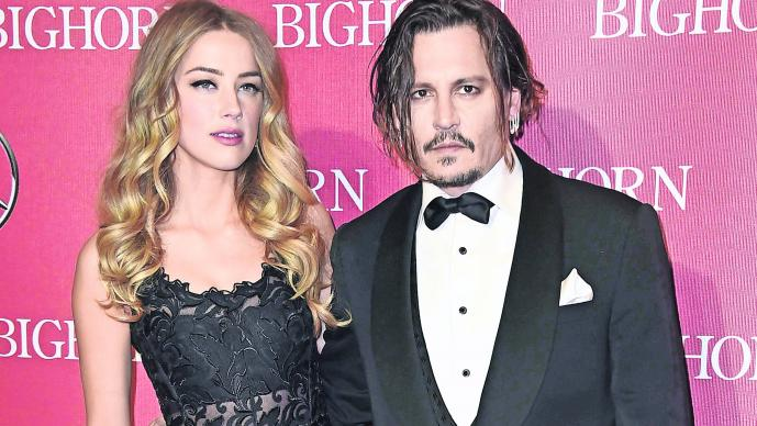 Johnny Depp demanda a su ex