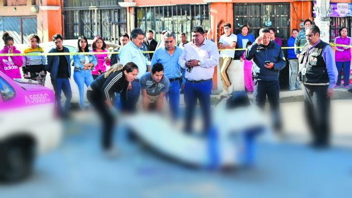 Presunto asaltante asesina a joven por resistirse a atraco Naucalpan