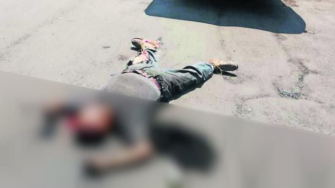 Camión atropella Hombre muerto Hombre atropellado CDMX