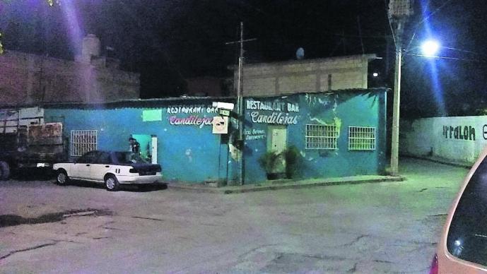 Disparan contra establecimiento Saldo blanco Morelos