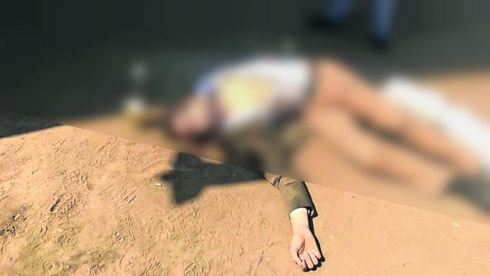 Hombre muerto Vuela de azotea Iztapalapa CDMX