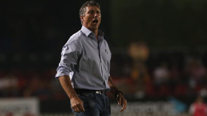 Robert Dante Siboldi ya no es técnico del Veracruz