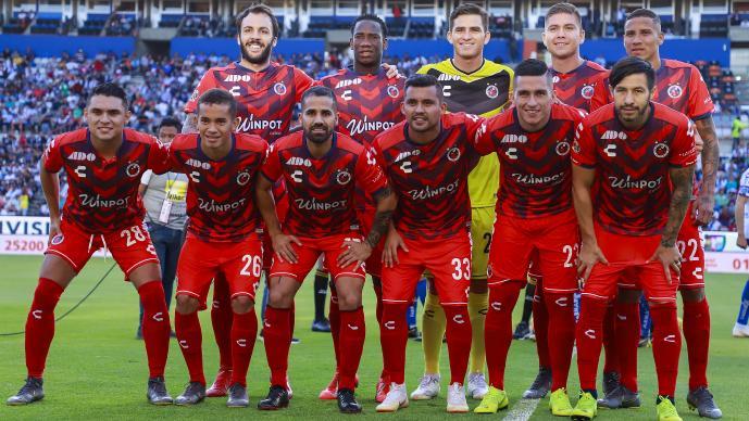 Veracruz durante el Clausura 2019